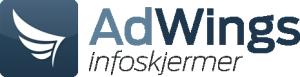AdWings infoskjermer